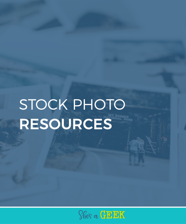 stock photo resources