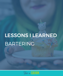 Lessons Learned In Bartering